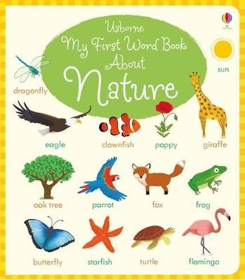 My First Word Book About Nature - pr_128557