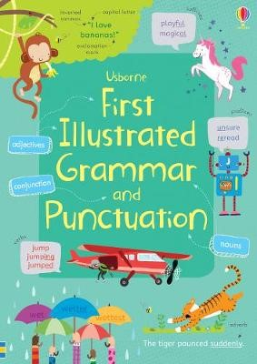 First Illustrated Grammar and Punctuation - pr_121302
