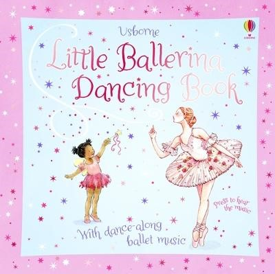 Little Ballerina Dancing Book -