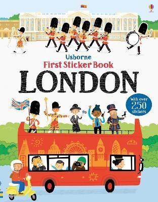 First Sticker Book London - pr_124242