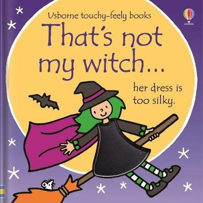 That's not my witch... -