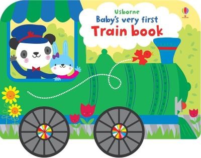 Baby's Very First Train Book - pr_111897