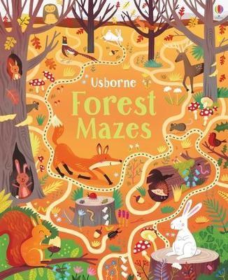 Forest Mazes -