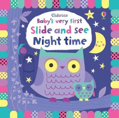 Baby's Very First Slide and See Night Time - pr_406870