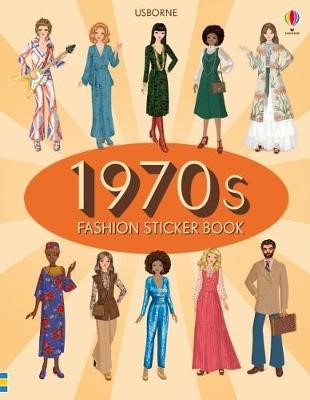 1970s Fashion Sticker Book - pr_118845