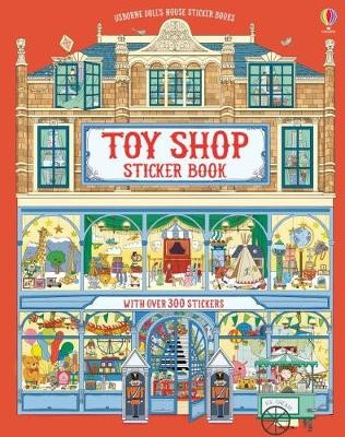 Doll's House Sticker Book Toyshop - pr_118714