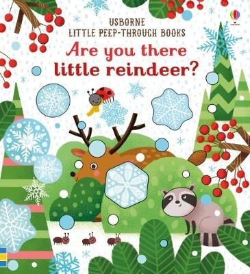 Are You There Little Reindeer? -