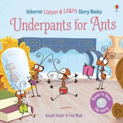 Underpants for Ants - pr_120240