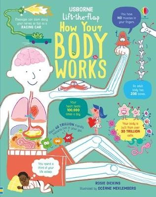 Lift the Flap How Your Body Works -