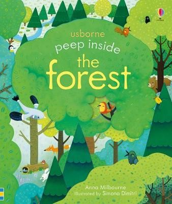 Peep Inside a Forest -