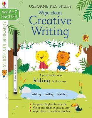Wipe-Clean Creative Writing 6-7 - pr_120053