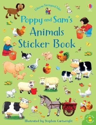 Poppy and Sam's Animals Sticker Book - pr_121501