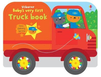 Baby's Very First Truck Book - pr_128456