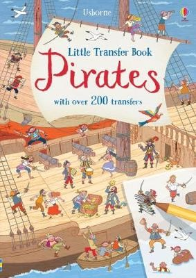 Pirates Transfer Activity Book - pr_119351