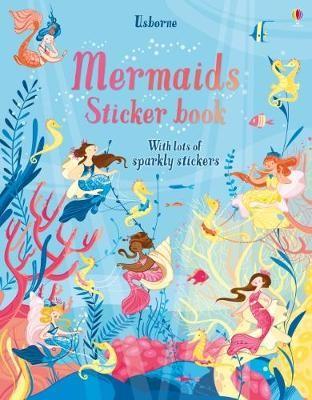 Mermaids Sticker Book -