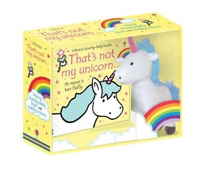 That's Not My Unicorn Book and Toy -