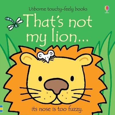 That's not my lion... - pr_199459