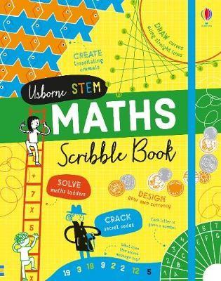 Maths Scribble Book - pr_120462