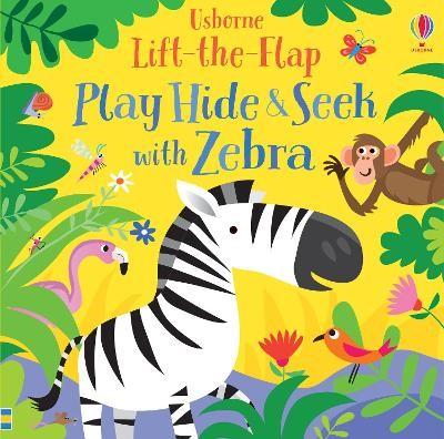 Play Hide and Seek with Zebra - pr_1745807