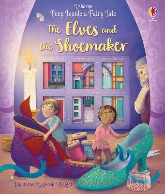 Peep Inside a Fairy Tale The Elves and the Shoemaker - pr_1803268