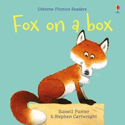 Fox on a Box - pr_1803132