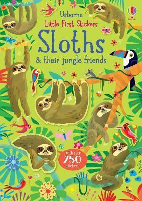 Little First Stickers Sloths - pr_1794261