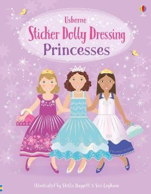 Sticker Dolly Dressing Princesses - pr_1745178