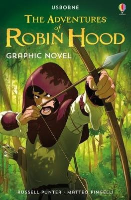 The Adventures of Robin Hood Graphic Novel -