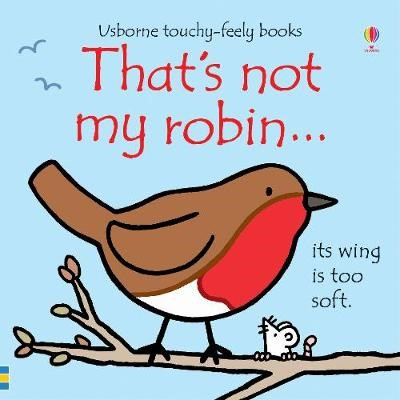 That's not my robin... -