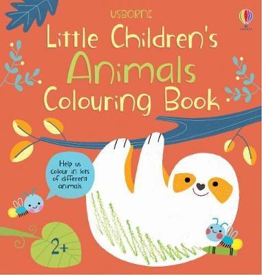 Little Children's Animals Colouring Book - pr_1803060