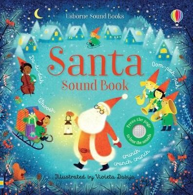 Santa Sound Book -