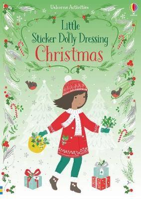 Little Sticker Dolly Dressing Christmas -