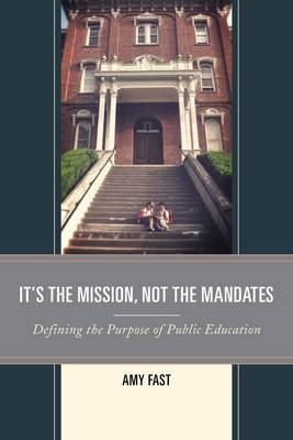 It's the Mission, Not the Mandates - pr_132209