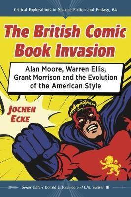 The British Comic Book Invasion - pr_233676