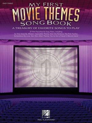 My First Movie Themes Songbook -