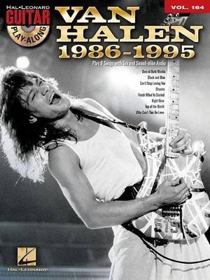 Van Halen 1986-1995 Guitar Play-Along Vol. 164 -