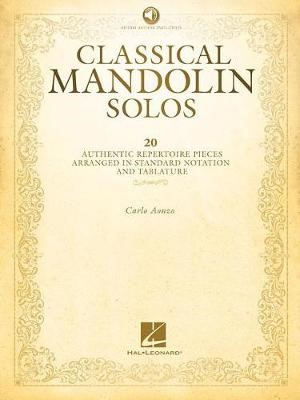 Classical Mandolin Solos -