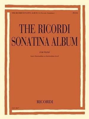 The Ricordi Sonatina Album -