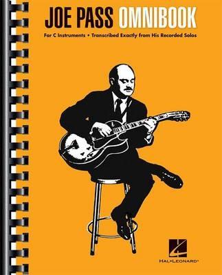 Joe Pass Omnibook -