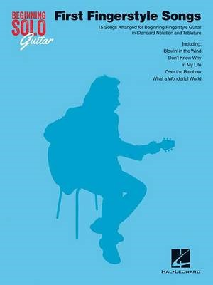 First Fingerstyle Songs -