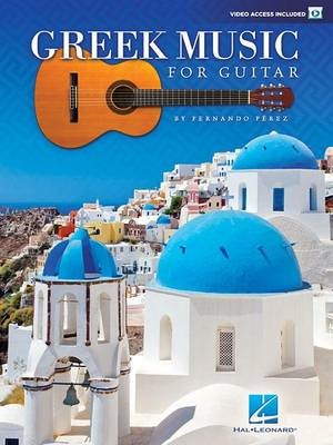 Greek Music for Guitar -