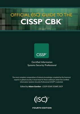 Official (ISC)2 Guide to the CISSP CBK - pr_238028