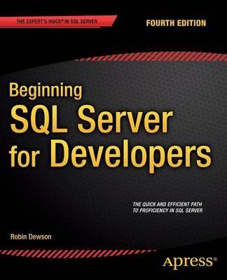 Beginning SQL Server for Developers - pr_261744