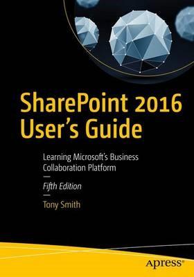 SharePoint 2016 User's Guide - pr_262375
