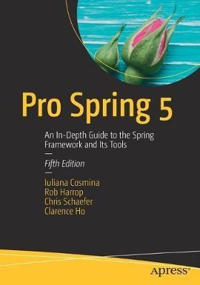 Pro Spring 5 -