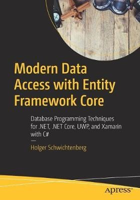 Modern Data Access with Entity Framework Core - pr_247274