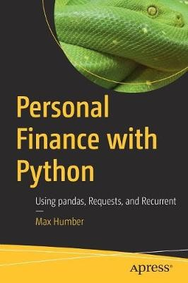 Personal Finance with Python - pr_287803