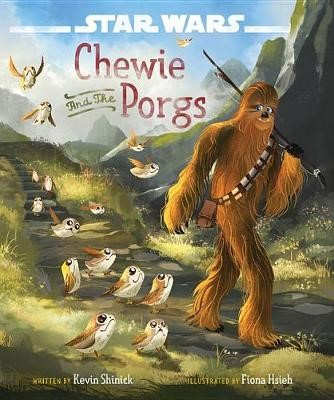 Star Wars: The Last Jedi Chewie and the Porgs - pr_31397