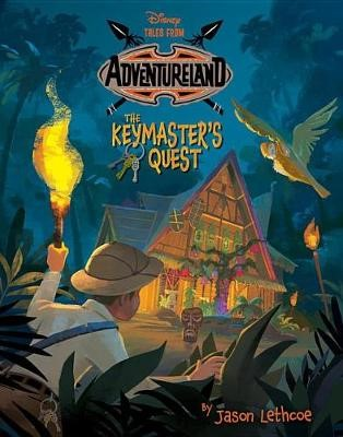 Tales from Adventureland: The Keymaster's Quest - pr_44831