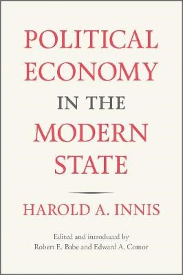 Political Economy in the Modern State -